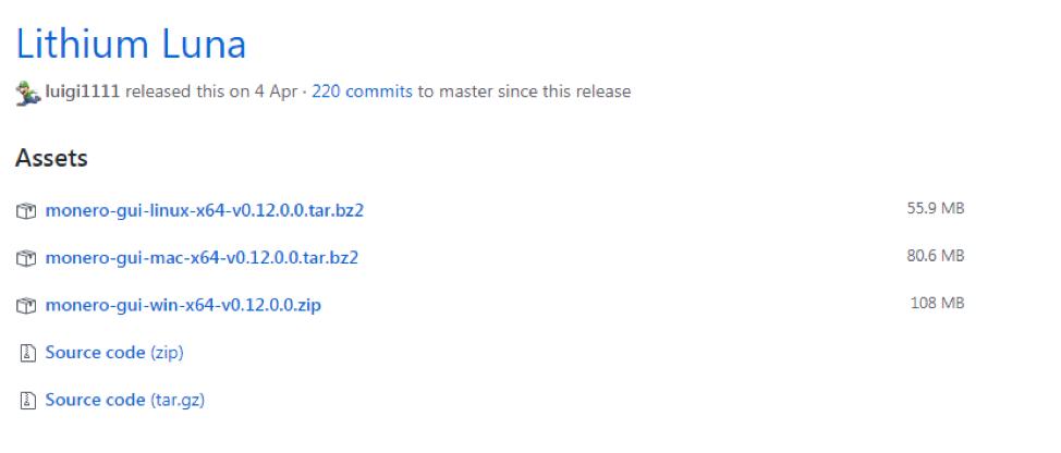 XMR адрес Monero и другие фишки GUI