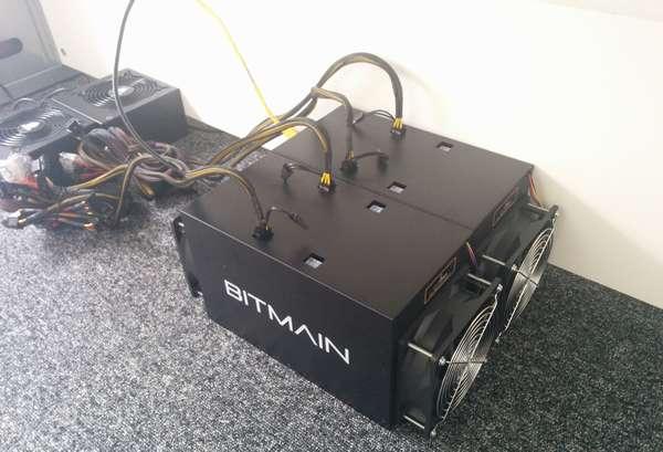 Обзор характеристик майнера AntMiner S3 от Bitmain