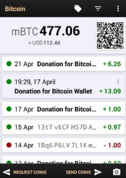 Новая программа: как пользоваться биткоин кошельком