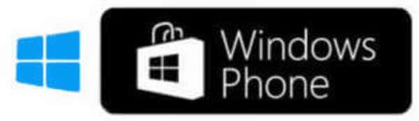 Скачать на Windows phone