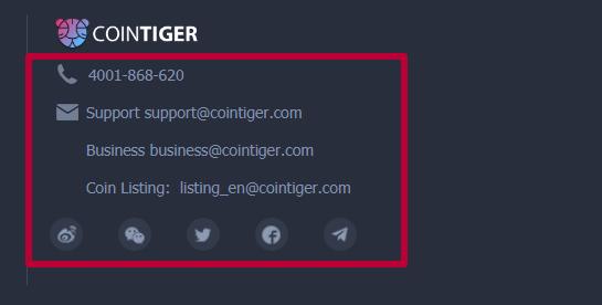 На биржу криптовалют CoinTiger страшно заходить