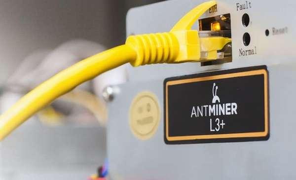 Характеристики AntMiner L3: окупаемость, как настроить
