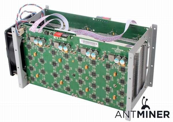 Обзор ASIC AntMiner S1 от Bitmain
