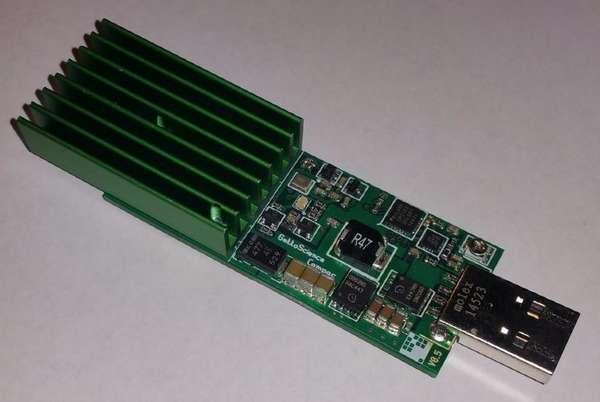 Мини USB ASIC для майнинга