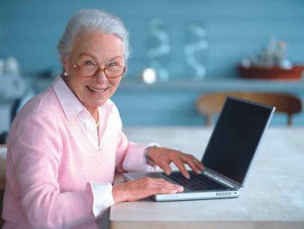 Работа для пенсионеров в интернете на дому без вложений