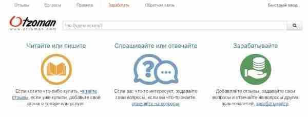 Заработок в интернете на вопросах и ответах