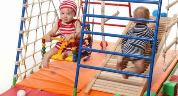 Особенности покупки детских спортивных комплексов в интернет магазинах: интересный отдых и физическое развитие