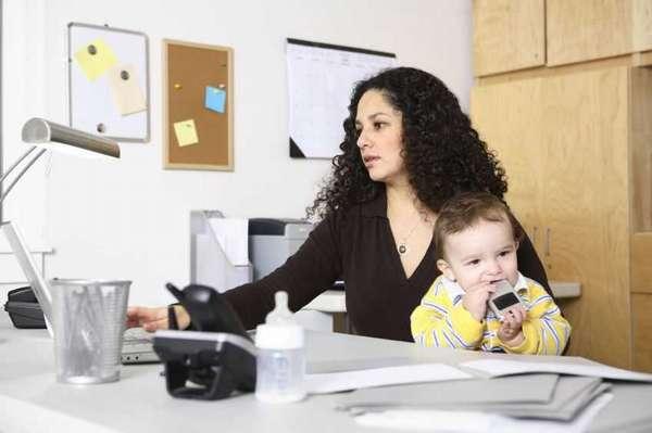 работа для мам в декрете официально