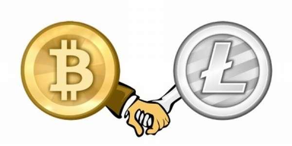 Bitcoin и Litecoin