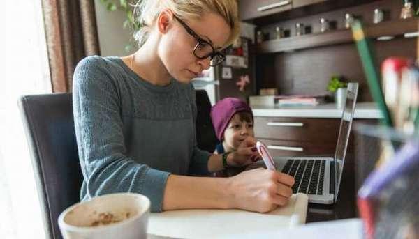 работа для мам в декрете вакансии