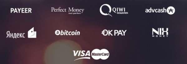 Платежные системы (электронные кошельки)