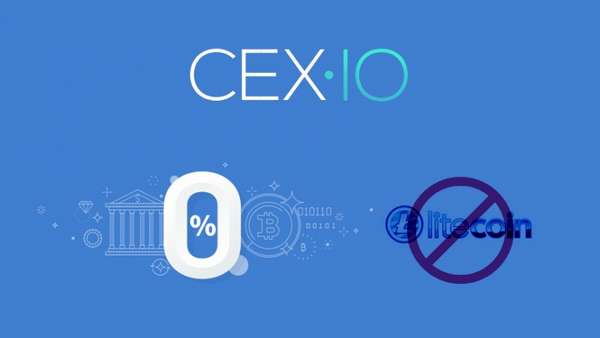 Лимит на вывод Cex io