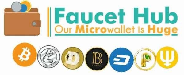 сервис Faucethub