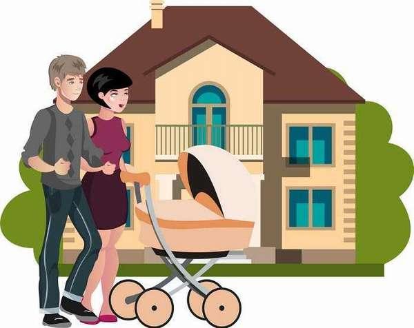 материнский капитал под строительство дома