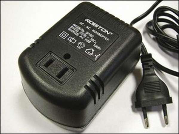 Адаптация электроприборов из США. Трансформатор для американской бытовой техники 110 в 220 вольт