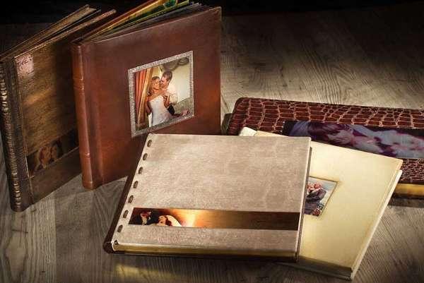 Бизнес-идея: Производство фотоальбомов в домашних условиях