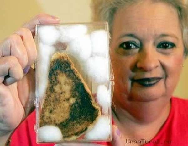 Бутерброд, проданный на ебей
