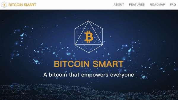 Bitcoin Smart Logo
