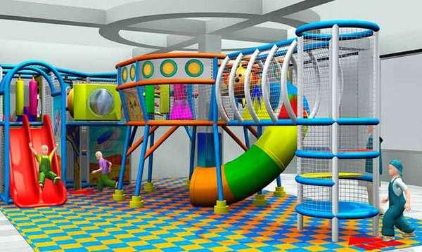 Детская игровая комната. Как заработать и подарить радость детям