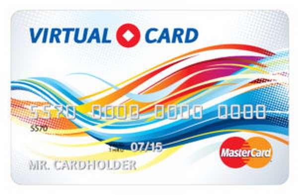 Виртуальная карта банка