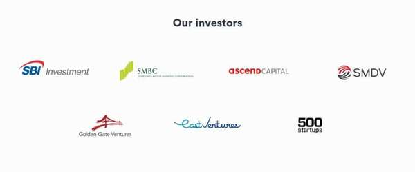 Инвесторы OmiseGo