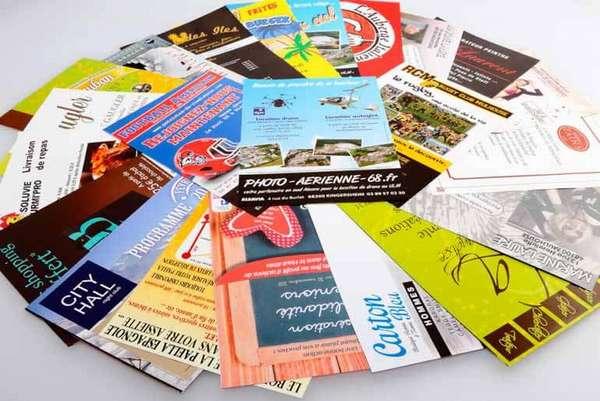 Изготовление визиток отличная бизнес-идея заработка на дому