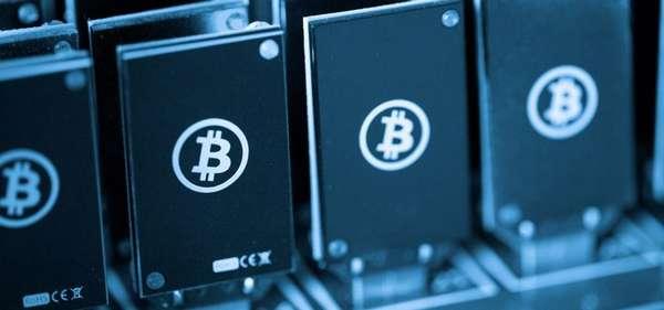 Процесс добычи криптовалюты