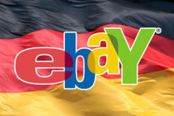 Немецкий eBay