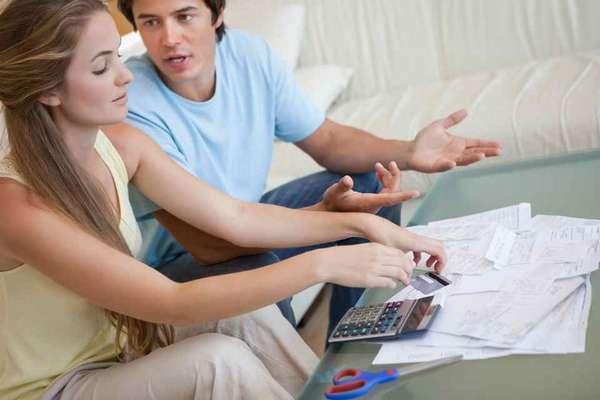 как делятся кредиты при разводах